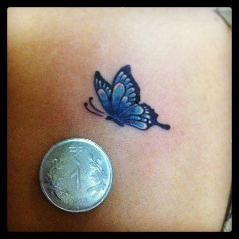 Miniature Tattoo - Less than 1 sq inch
