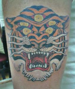 Five Eyed Tiger