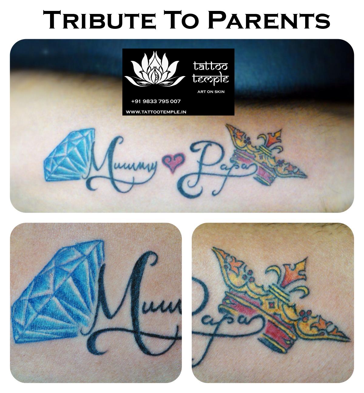 Tribute Tatt Tattoo Temple 108