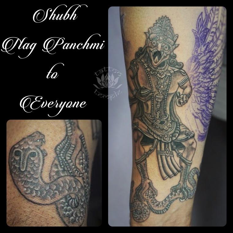 Have an Auspicious Nag Panchmi