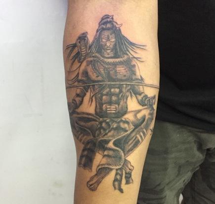 Maha Rudra Tattoo