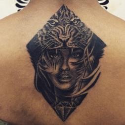 Female Warrior Spirit